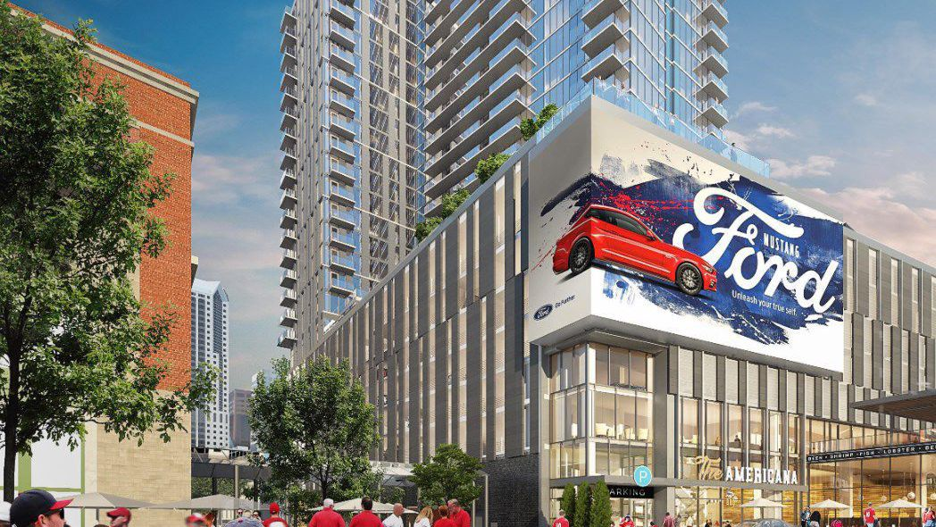 Second, $261 million phase to put the 'village' in Ballpark Village — and transform skyline