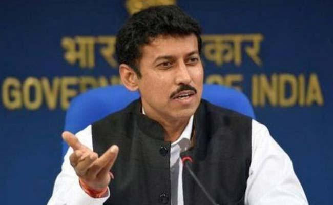 Sports minister Rajyavardhan Rathore hints at renaming Sports Authority of India