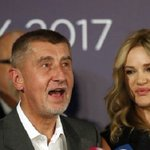"""The """"Czech Donald Trump,"""" Andrej Babis, wins in a """"voting hurricane"""""""