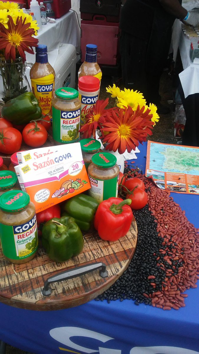 RT <a href=https://twitter.com/culinaryveg target=blank>@culinaryveg</a>: Rainbow of colors <a href=https://twitter.com/tasteofatlanta target=blank>@tasteofatlanta</a> Goya in all its glory <a href=https://t.co/hgeTt8NJ8R target=blank>https://t.co/hgeTt8NJ8R</a>
