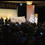 The Insiders: October 22nd Edition, Modified Food Protests at Hunger Summit