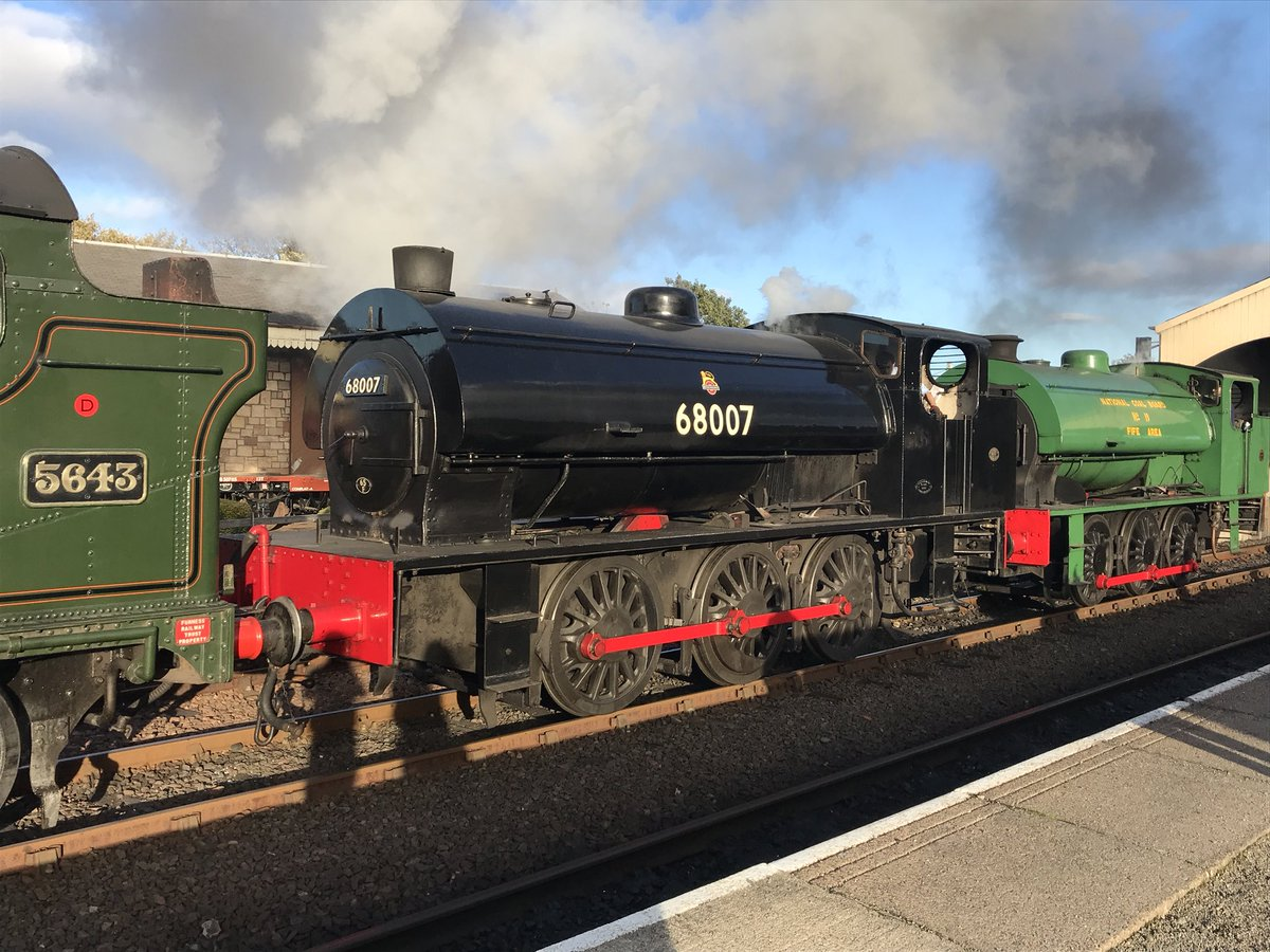 test Twitter Media - RT @daz_1874: Great day @bonessrailway steam gala 🚂 @nic_turnbull https://t.co/30IrLXd4zF