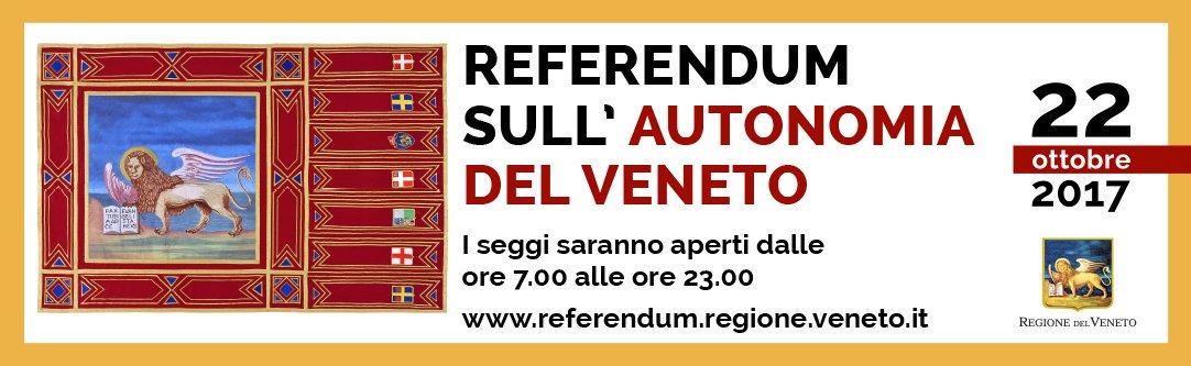 #referendumveneto