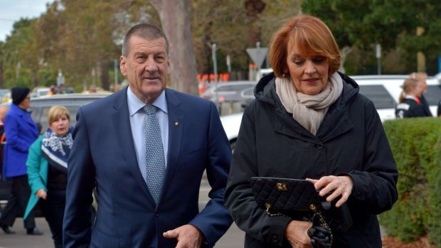 Taxpayers slugged $200,000 as Jeff Kennett rents office from his wife
