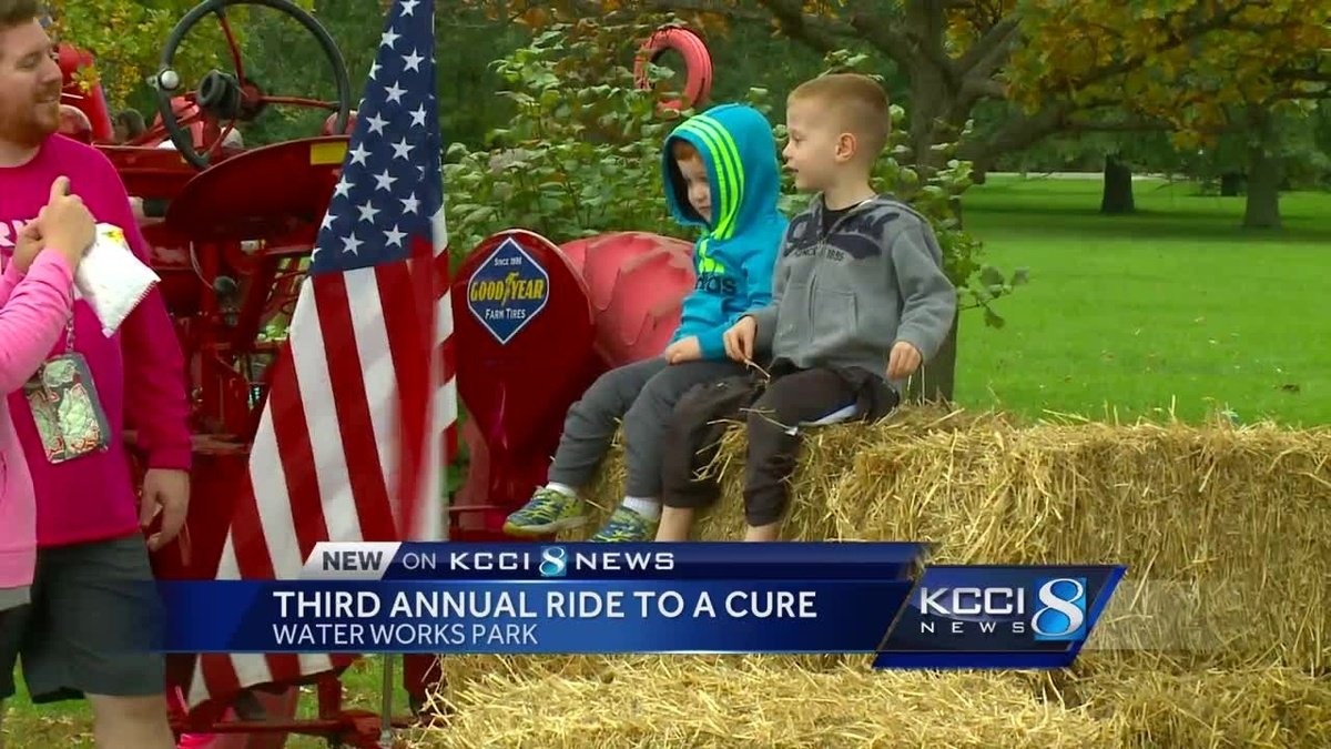 Ride to a Cure raises money for breast cancer awareness