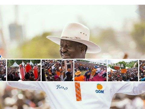 Tunasisitiza msimamo wetu tukiwa Kipsongo, #HakunaUchaguziOktoba26