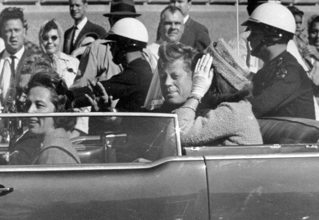 Trump plans to release of JFK assassination documents as mandated 25 years ago, despite concerns
