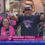 Thousands Lace Up In O.C. In Fight Against Breast Cancer