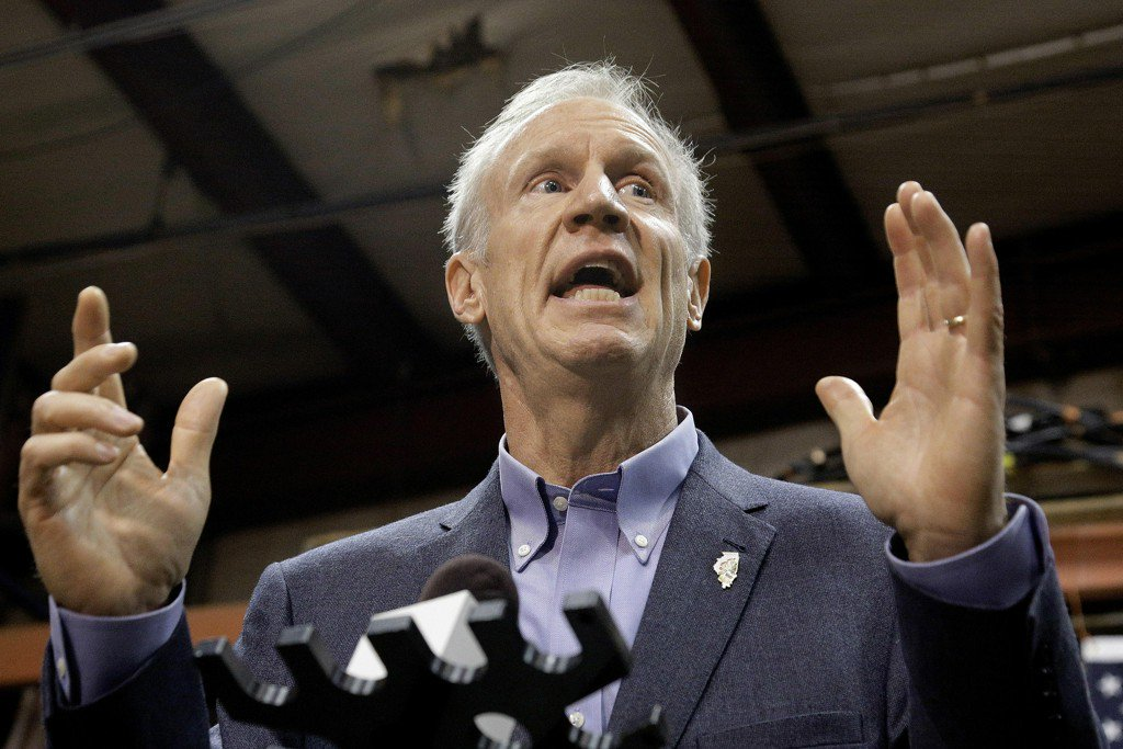 Illinois governor's race could be costliest in U.S. history