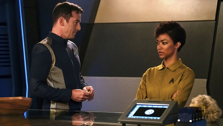 StarTrekDiscovery Renewed for Season 2 on CBS All Access