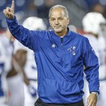 Indianapolis Colts fans get louder in criticism of coach Chuck Pagano
