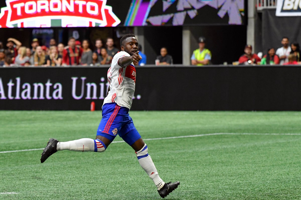 """""""There's only one thing on our minds: get to the finals and win in Toronto"""" - @JozyAltidore  📽: https://t.co/2RWSu4pNmE  #TFCLive 