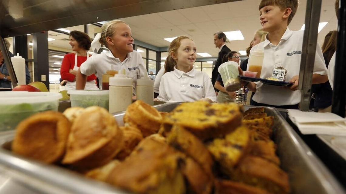 Why farm-to-school lunches work: 'Feed kids, not the trash can'