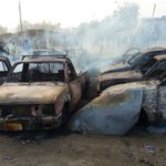 Boko Haram suicide bomber kills 13 in north-east Nigerian city