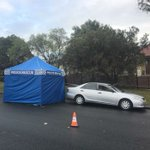Man arrested in Newcastle with dead body on back seat of car