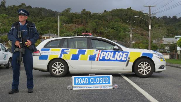 Police hunt on for shooter after woman killed on West Coast