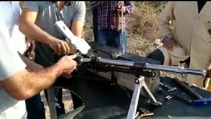 @IsmailDemirSSM Tamamen mke nin yaptığı makıneli tüfek envantere girmeye hazır gecmişte bunları çoğunu ithal ederdik https://t.co/5RHtFecmS8