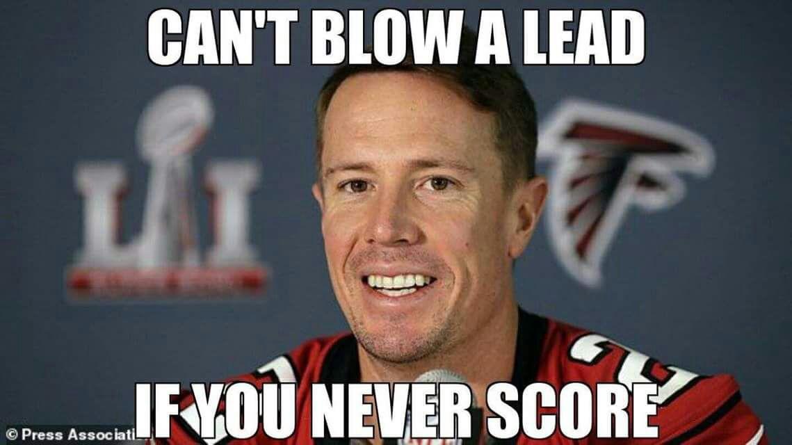 #ATLvsNE  Um resumo do SNF. Reflitam... #NFLonNC #NFLNAESPN https://t.co/xnqikQ1EgT