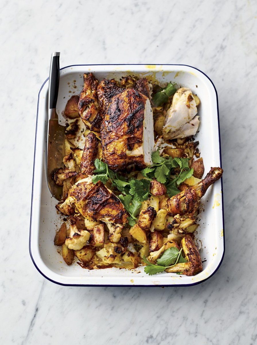 Tikka chance tikka chance tikka chance chance… on roast tikka chicken! https://t.co/waEY2iT10e #QuickAndEasyFood https://t.co/PthIzy7Rx2