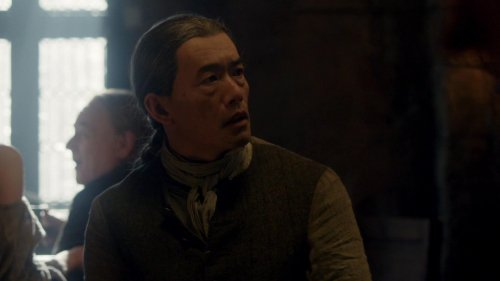 Well Hello Mr Willougby!  #PrintShop #Outlander @showcaseaus @Foxtel @Outlander_STARZ https://t.co/gYNgNMyYEk