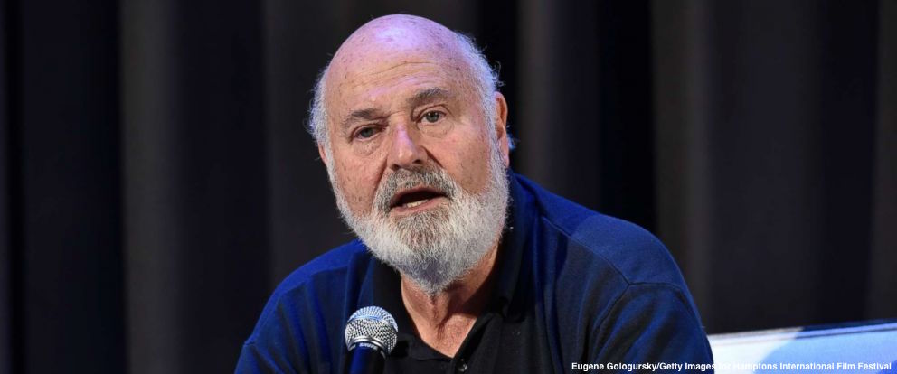 """Director Rob Reiner warns of """"more Harvey Weinsteins in Hollywood"""" and """"in business, in broadcasting, in politics."""" https://t.co/JasdM7dWyh https://t.co/xv2cMMv3xI"""