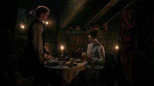 Will Ye come to bed with me then....... HECK YES!!!   #PrintShop #Outlander @showcaseaus @Outlander_STARZ @Foxtel https://t.co/RV7OR7lIBN