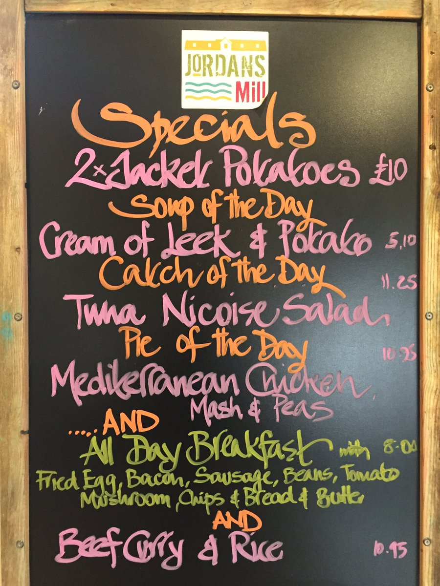 test Twitter Media - We have some great specials today @JordansMill including our all day breakfast with a twist! https://t.co/ZaSGqkHH7W