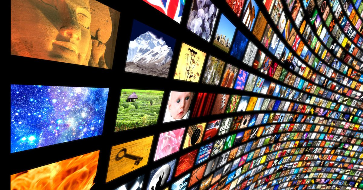 Survey: 49 percent of people think there's too much TV to watch https://t.co/sw1Wsbcwob https://t.co/kEOw7sgKtD
