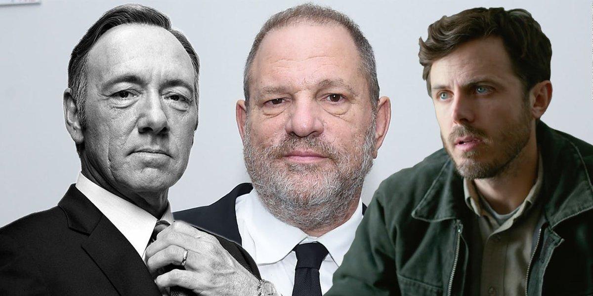 Hollywood's Sexual Assault Scandals Create an Oscars Dilemma - https://t.co/T9giqyKRMy https://t.co/2yLXXn1G5D