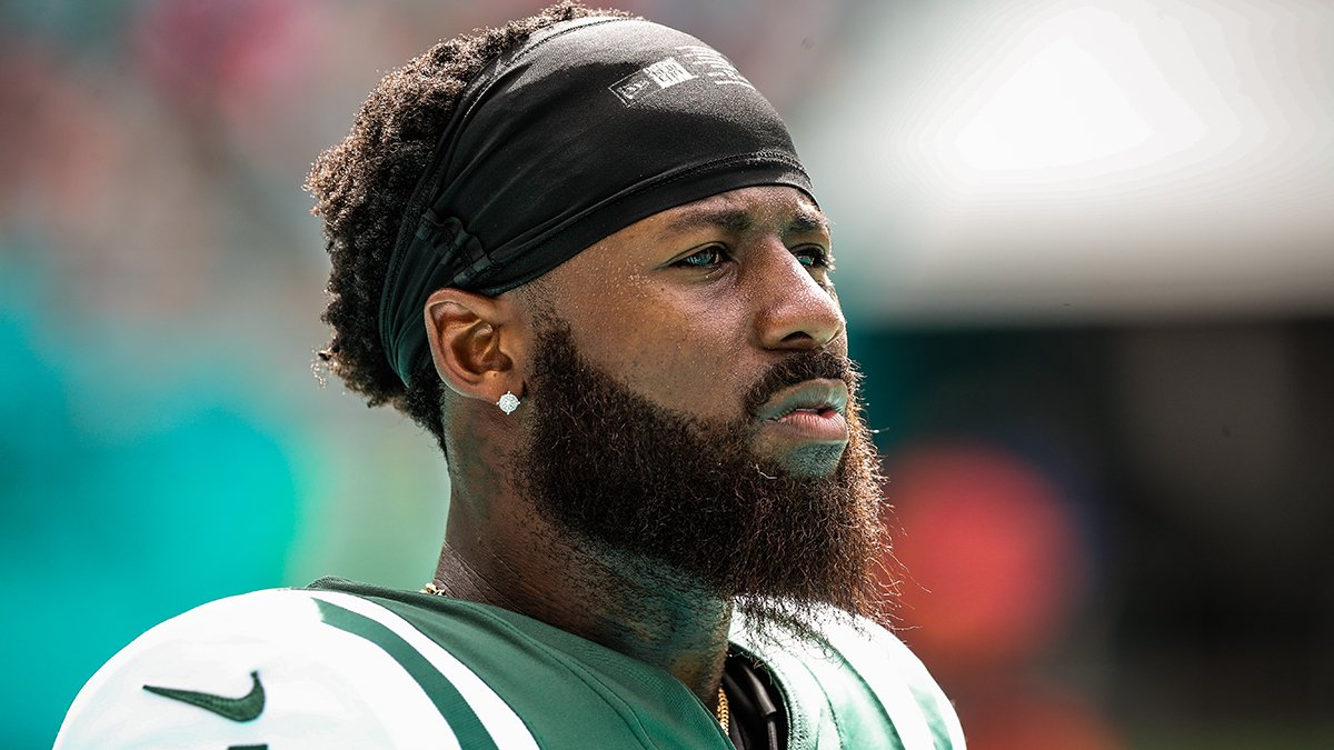 WR Jeremy Kerley has been suspended the next four games by the NFL.→