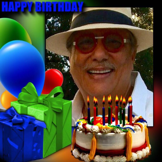 Happy Birthday dear Arturo Sandoval. Many  Blessings, Brother!