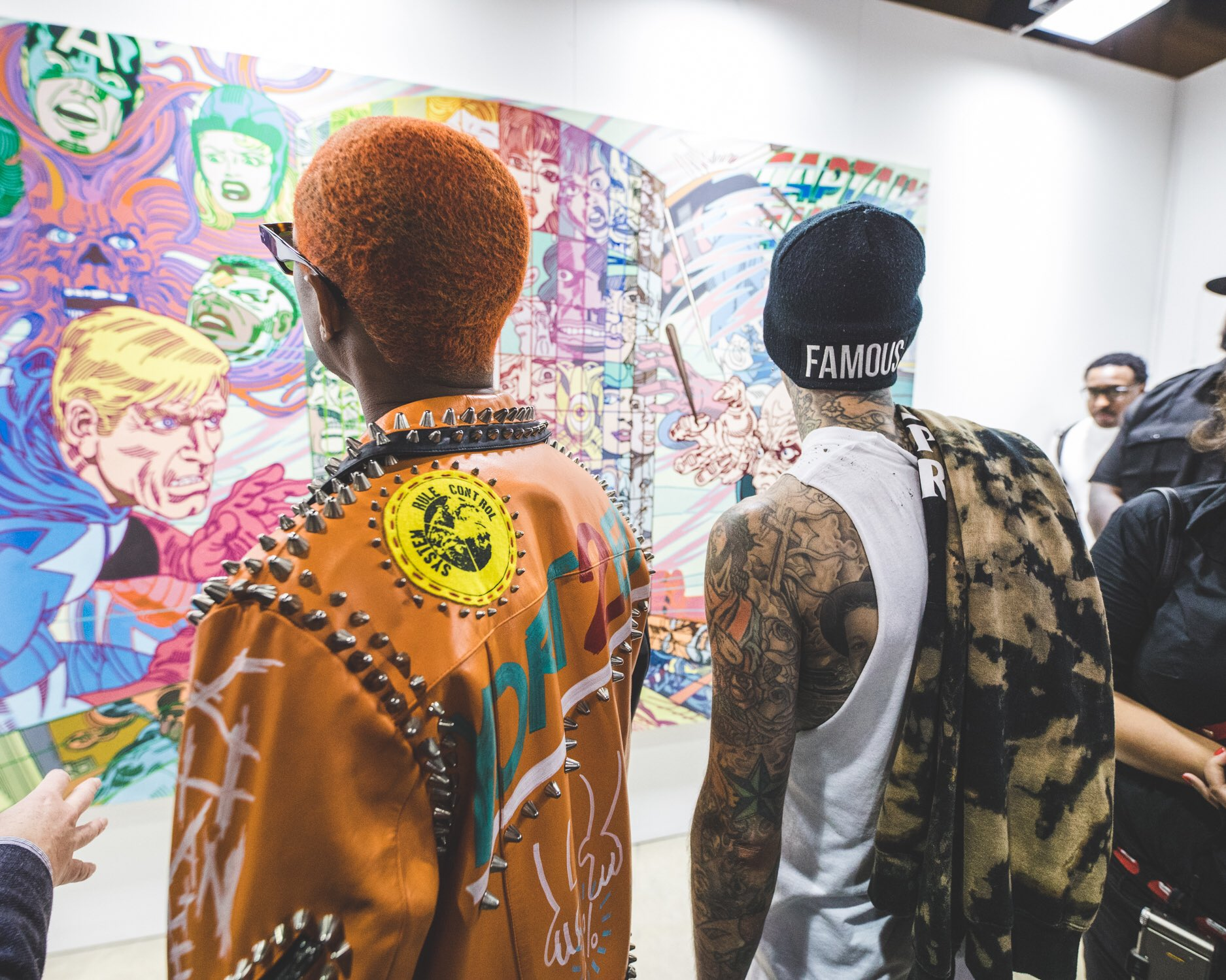 ������ @Pharrell  #ComplexCon https://t.co/eVcVeS2OYC