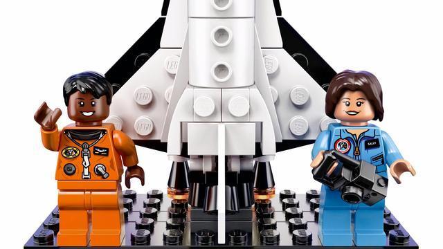 "Lego's ""Women of NASA"" set is already a huge hit"