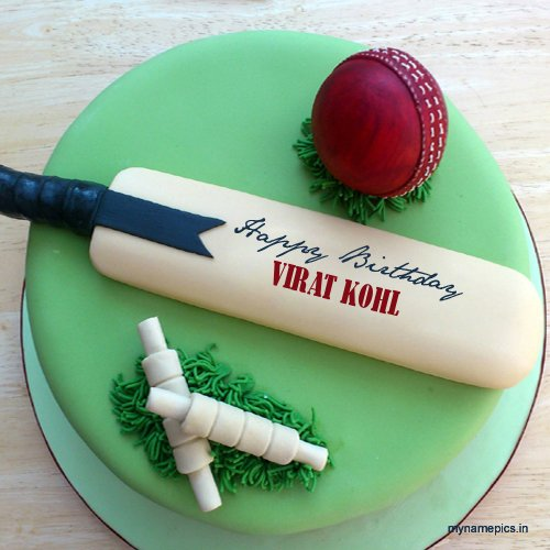 "Happy Birthday ""Virat Kohli\"""