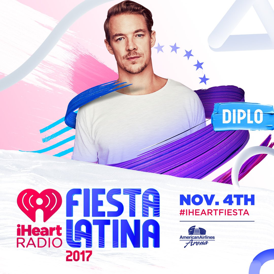 bout to hop on in Miami for #iHeartFiesta...catch me live on @telemundo ���� https://t.co/EcB369Ln8F