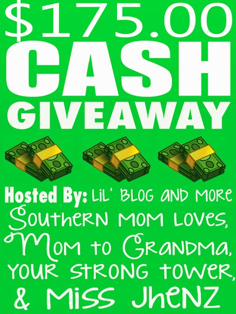 $175 Cash for the Holidays Giveaway