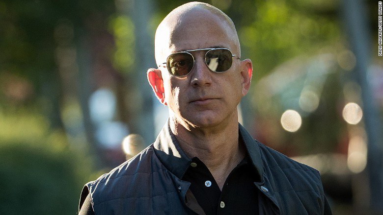 Amazon CEO Jeff Bezos just sold $1.1 billion worth of his stock