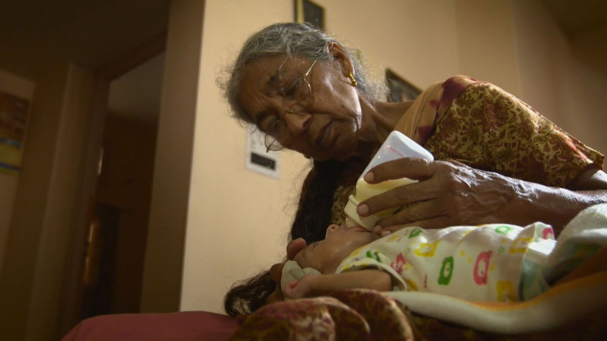 How old is too old to give birth? @AJ101East meets India's miracle babies