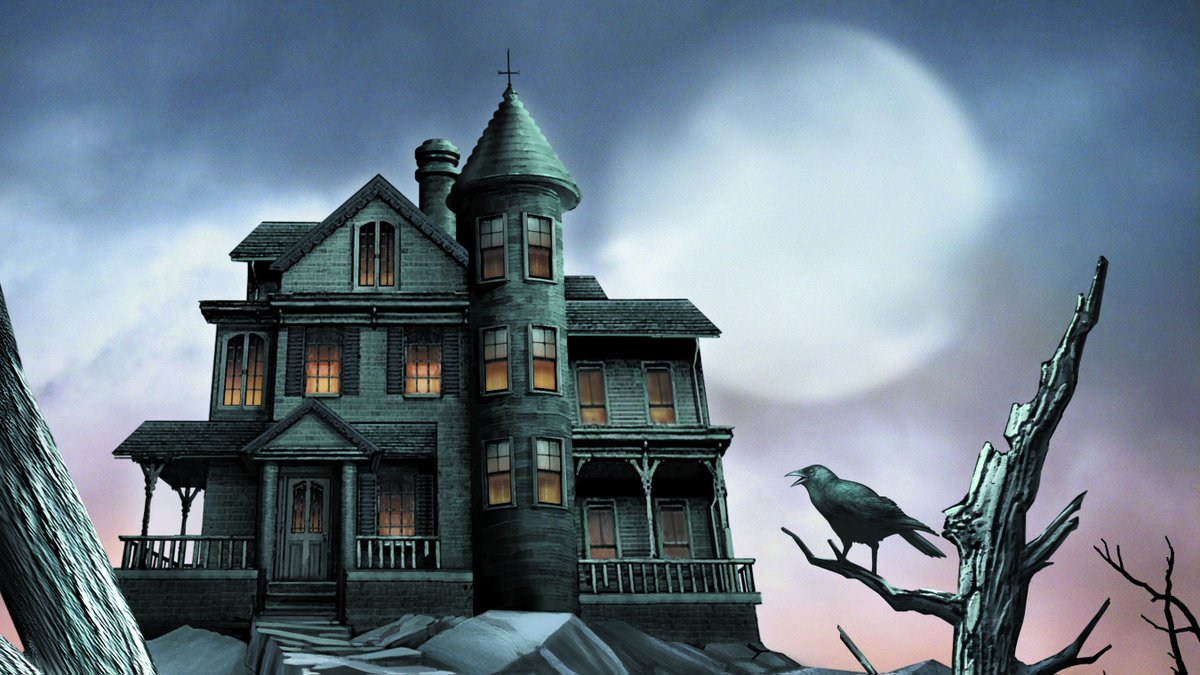 Why are haunted houses scarier than climate change?