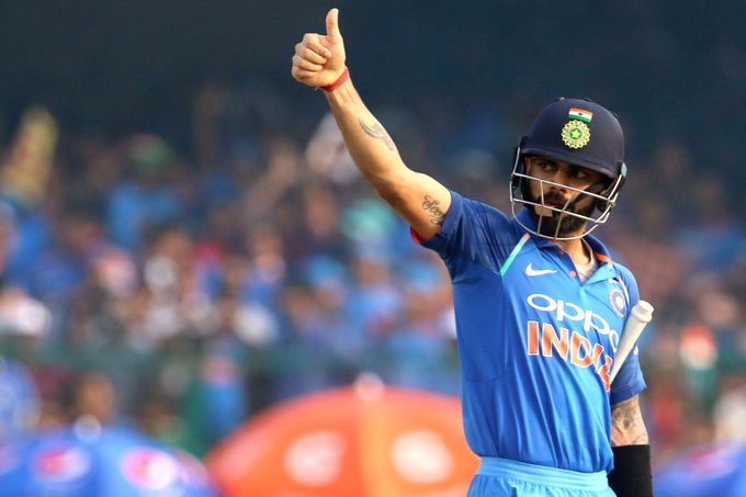 Happy birthday virat kohli sir