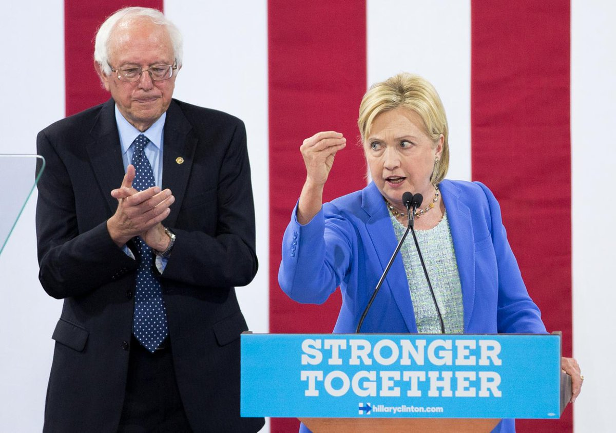The Sanders campaign never knew about Clinton and DNC's deal, says top officials