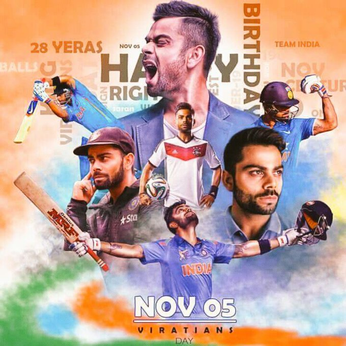 Happy Birthday . Hope you will become most successful captain in the world. Happy Birthday