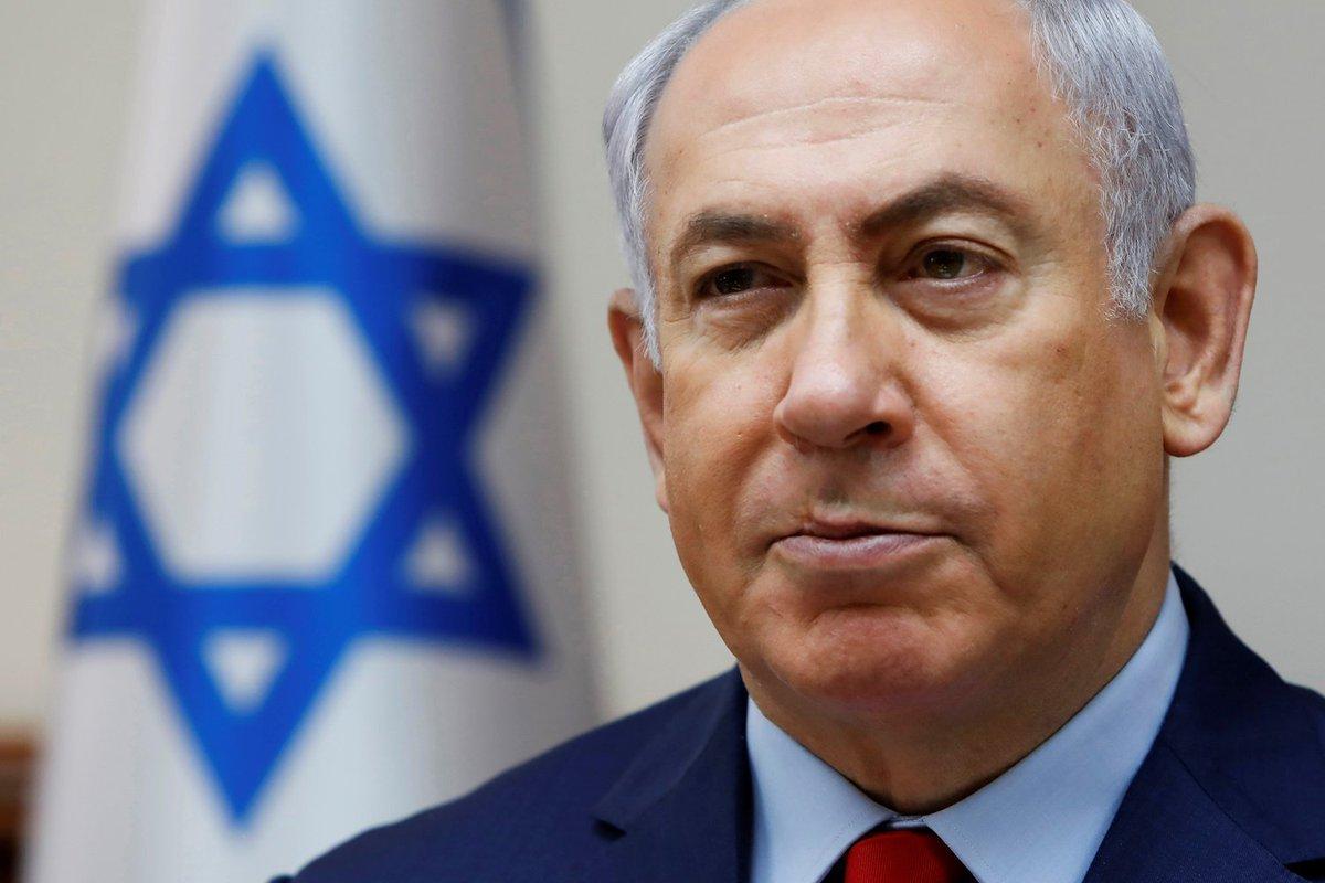 """Israeli Prime Minister Benjamin Netanyahu says Iran is """"more dangerous"""" than North Korea"""