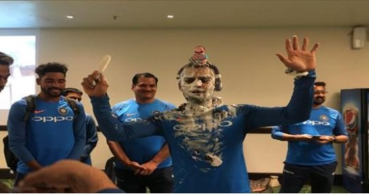 Kohli! Teammates And Fans Celebrate As India Skipper Turns 29