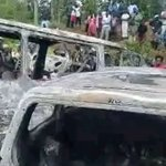 Two die in an accident along Ndori - Bondo road