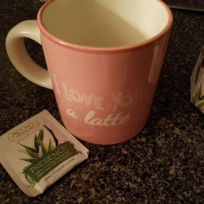 Try Numi Holistic Herbal Teasans