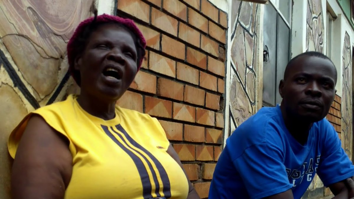 HIV positive blind woman makes a living rearing poultry