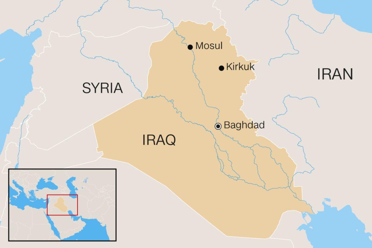 Suicide bombers target mosque in Kirkuk, Iraq