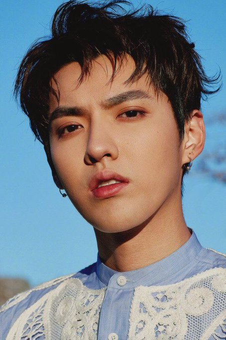 [HAPPY BIRTHDAY] to Kris Wu