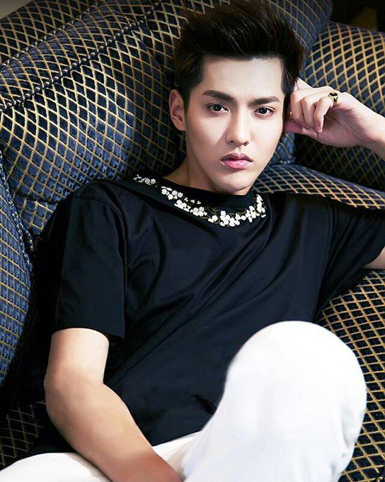 Happy birthday Wu Yi Fan a.k.a Kris Wu. Saranghae. Never forget you because you are my idol.